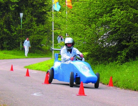 Seifenkisten-Karting in Kempten